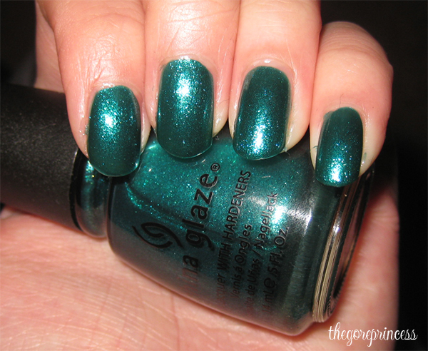 China Glaze Watermelon Rind