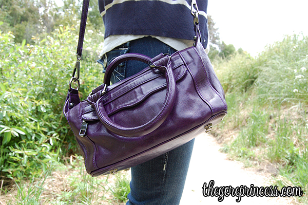 Rebecca Minkoff Purple Haze Morning After Mini Mini