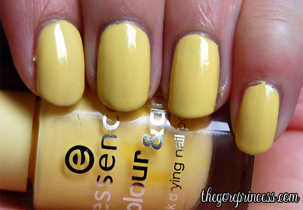 Essence Mellow Yellow