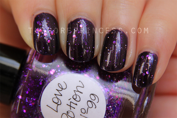 Lynnderella Love Potion No. 99