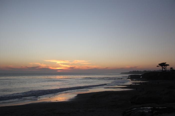 Cowell Beach Santa Cruz Parking