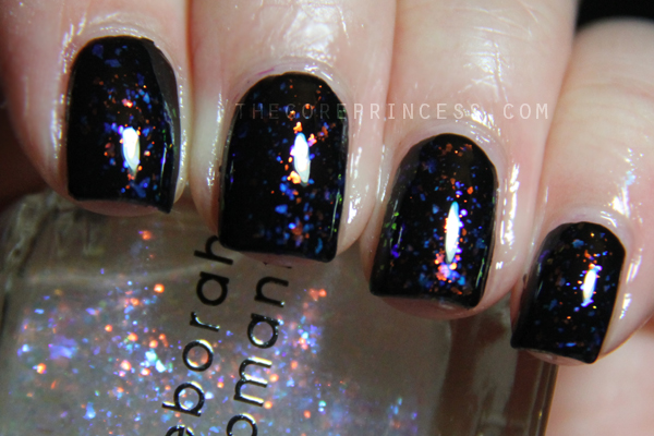 Deborah Lippmann Edge of Glory Holographic Topcoat