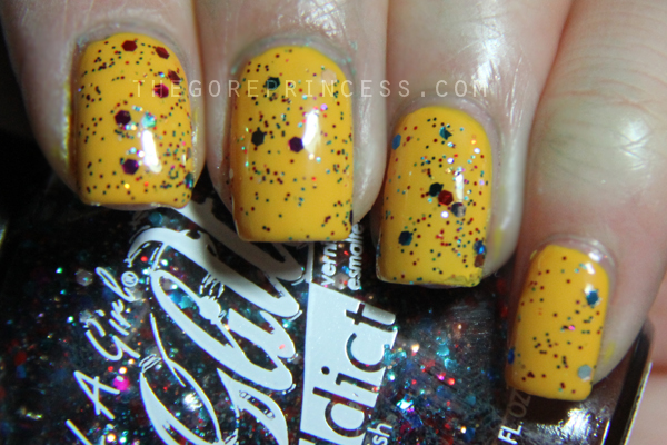 LA Girl Glitter Addict Celebrate