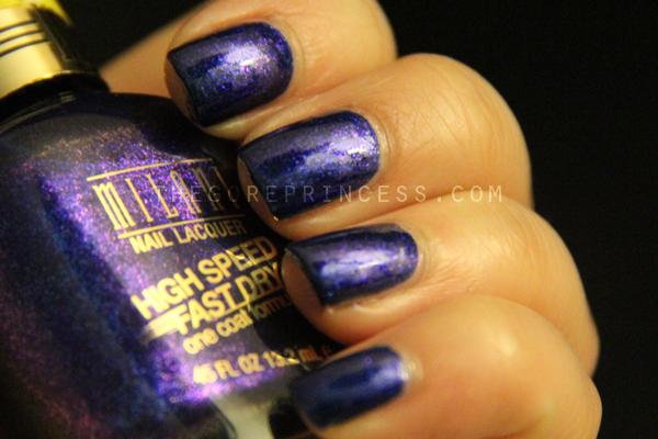 Milani Blue Lightening