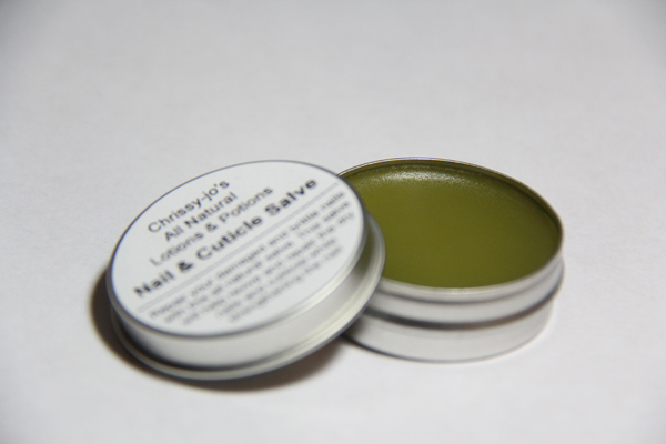 Chrissy-jo's Nail and Cuticle Salve review