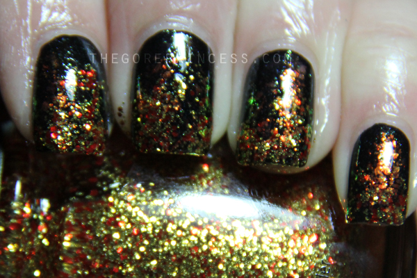 Essie Shine of the Times Hunger Games Girl on Fire