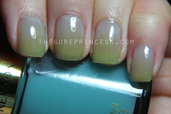 Revlon Sheer Seafoam