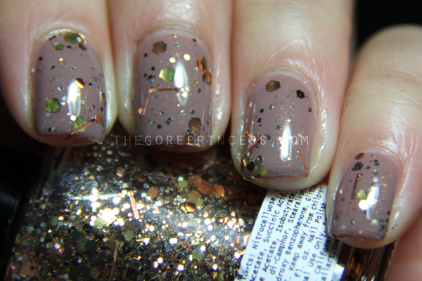 Vapour Organic Beauty Chill Sonoma Nail Art Clockwork