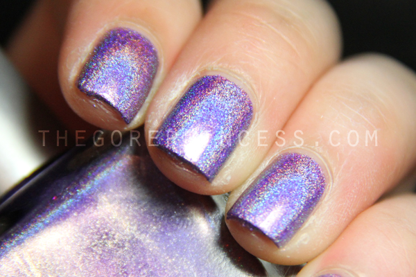 Urban Outfitters Purple Holo