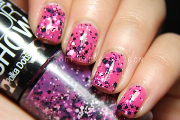 Maybelline Color Show Pretty in Polka