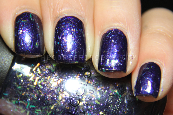 Sinful Colors Faceted