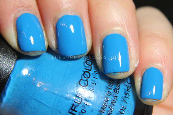 SinfulColors Spring Fever 2015 Swatches Why Not